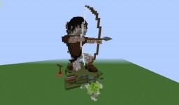 Archer Organic Minecraft Map & Project