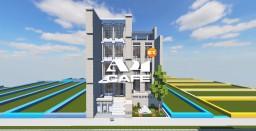 A4 Cafe | WoK Minecraft Map & Project