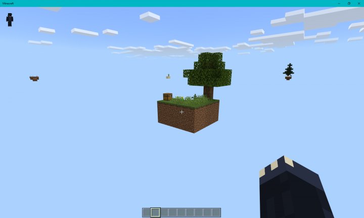 Skyblock Bedrock v1 0 Minecraft Map