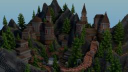 Grenrance Estate Minecraft Map & Project
