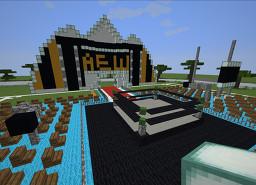 VEREȘTI TOWN Minecraft Map & Project