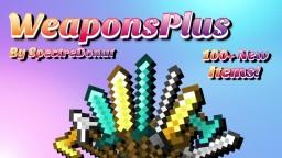 WeaponsPlus Minecraft Texture Pack