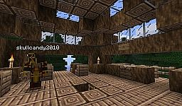 Tree Top Pub Minecraft Project