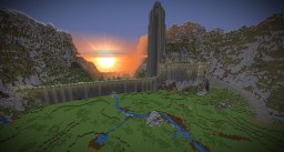 Defend Helms Deep Minecraft Map & Project