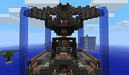 Industrial Diamond Operation Minecraft Project