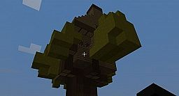 Big Tree House Minecraft Map & Project