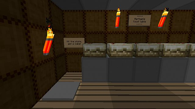 In V1.6 you can get cakes from this, it helps you survive, and they're 100% free. Happy V1.6!