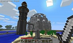The City of Blessing Minecraft Map & Project