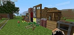 Grampys Land 1.2_02 (fixed download) Minecraft Texture Pack