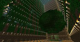 Tree Temple Minecraft Map & Project