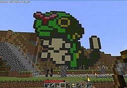 Caterpie Minecraft Map & Project