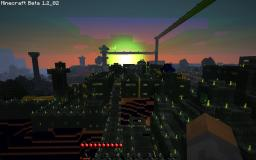 Aleph Setei - Alien World Minecraft Texture Pack