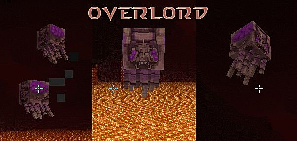 Ghast as Overlord