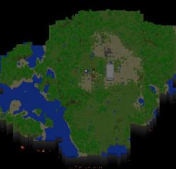 My MineCraft CIty (Corrupted) - new map to come soon. Minecraft Map & Project