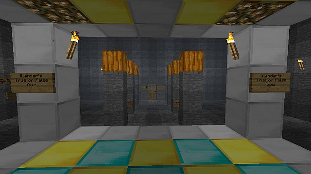 Here's the first version of the lobby