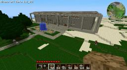 My Cities Train Station (corrupted) - will create new one at some point Minecraft Map & Project