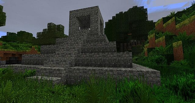 LB Photo Realism Reload resource pack for Minecraft 1.13