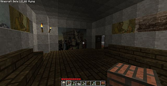 Patrician palace minecraft project - Patician room ...