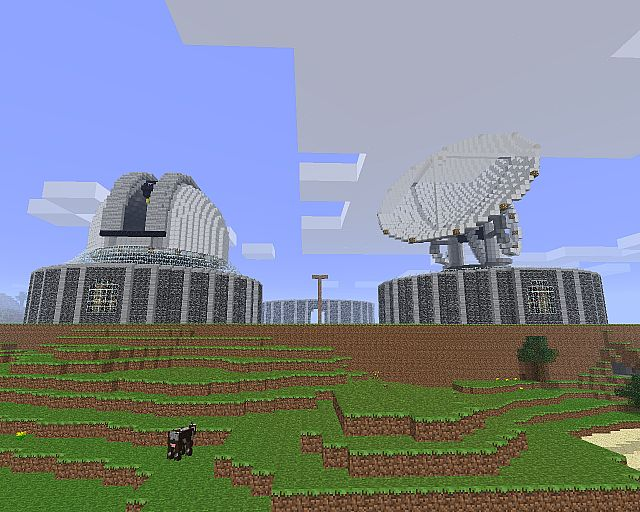 The Observatory Minecraft Project