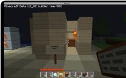 fishing hut Minecraft Map & Project