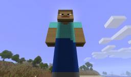 Big Steve Minecraft Map & Project