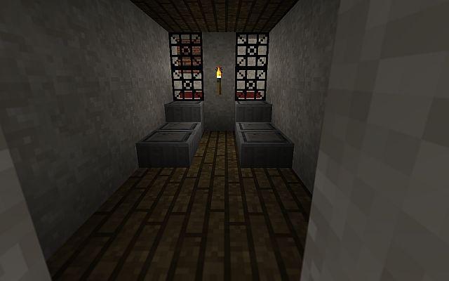 Roman Insula Minecraft Project