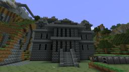 Dark Cathedral Minecraft Map & Project