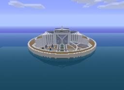 The Amphibia Luxury Cruiser Building Minecraft