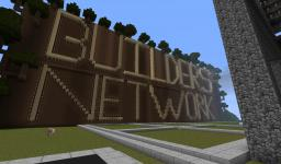 The Builders Network Minecraft Map & Project