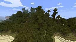 Lonely Woods Minecraft Map & Project