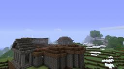 Roman(ish) Villa Minecraft Map & Project