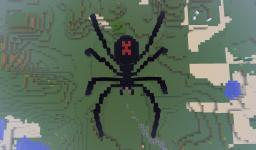 Black Widow Minecraft Map & Project