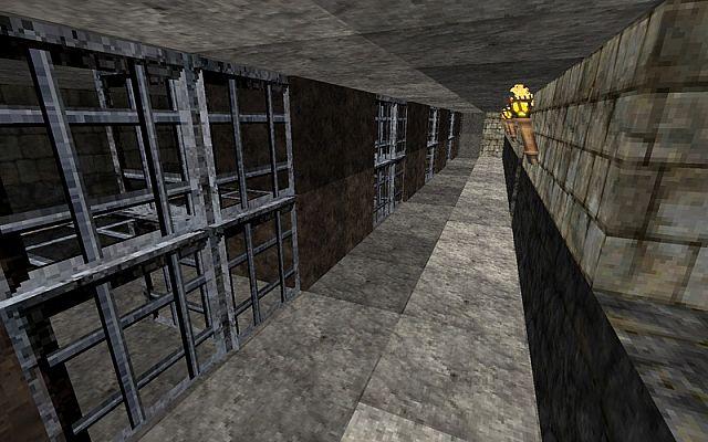 Bodiam Castle Minecraft Project