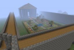 Parthenon Garden