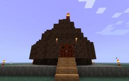 Giant Poop Minecraft Map & Project