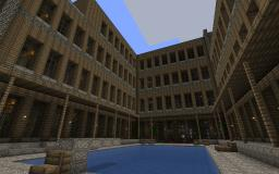 Hotel Project Minecraft Map & Project