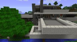 Fallingwater (Out Dated) Minecraft Map & Project
