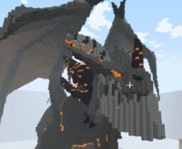 Deathwing in Minecraft Minecraft