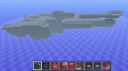 UNSC In Amber Clad Minecraft Map & Project