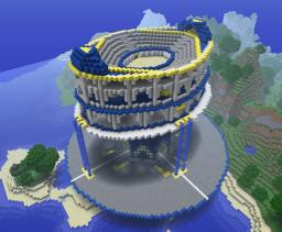 Spleefing Arena Minecraft Map & Project