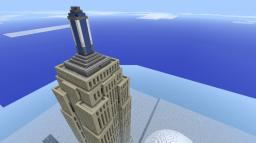 Empire State Building - DOWNLOAD Minecraft