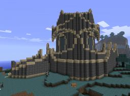 Citadel Minecraft Map & Project