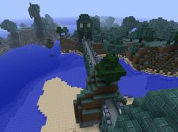 Gralen Minecraft Map & Project