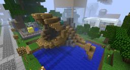 Saburo's Big Catch Minecraft Map & Project