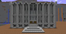 Stone building Minecraft Map & Project