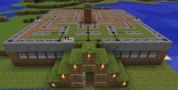 MineMan - Functional Pacman v.1 Minecraft Map & Project