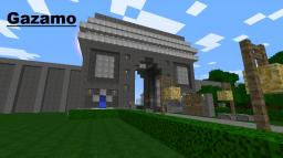 The Land Of Gazamo! Minecraft Blog