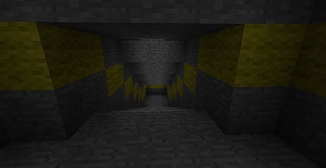 Stairway to level three.