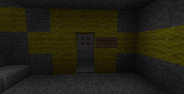 Kitchen entrance.