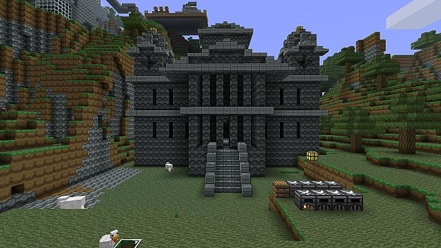Shadow Temple!